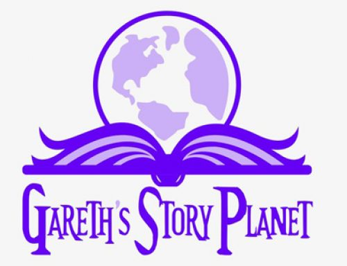 Gareth's Story Planet – How I Sold My First Book. (Making a Picture Book with the help of friends.)